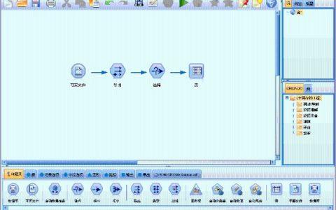 数据挖掘产品 IBM SPSS Modeler 新手使用入门