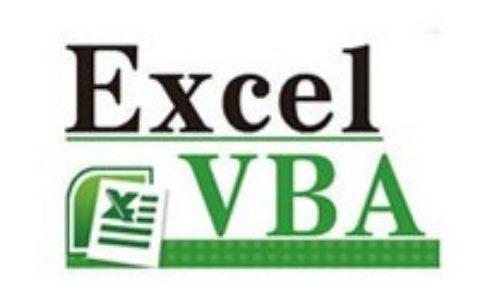 Excel VBA命令大全