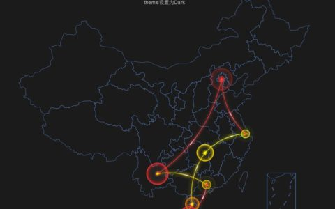 数据帮:地图可视化REmap包-remap函数及实例