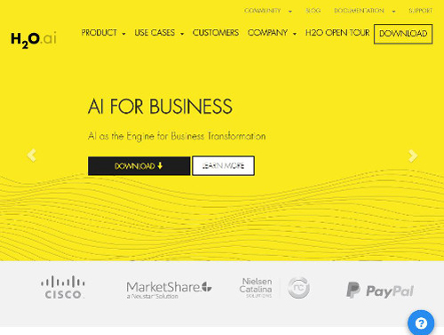"""5个开源的顶级人工智能工具"""""""