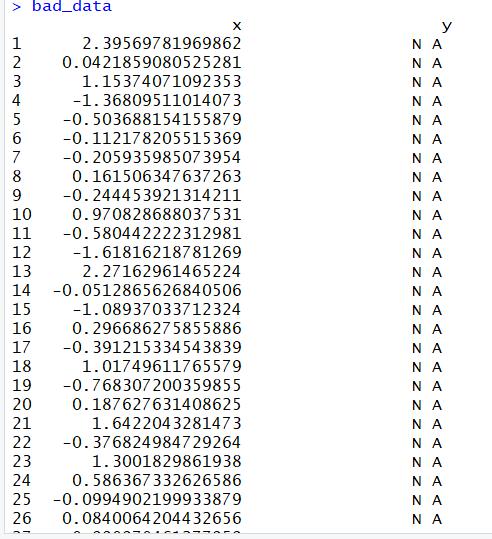 R语言新神器visdat包(一行代码看穿整个数据集)