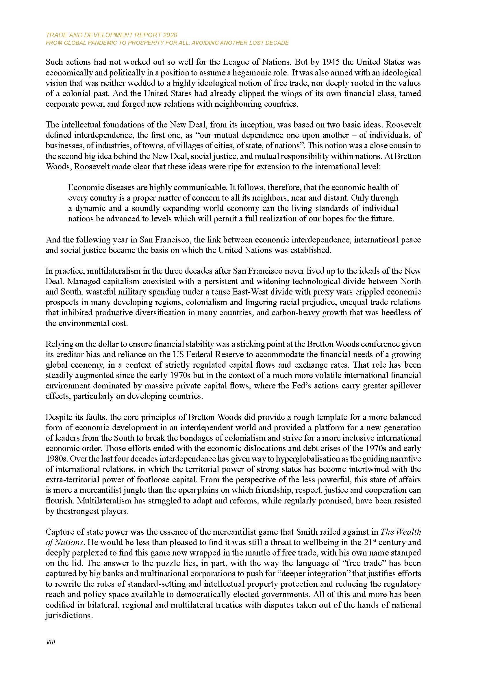 大数据研究报告,联合国贸发会议《2020年贸易和发展报告》!