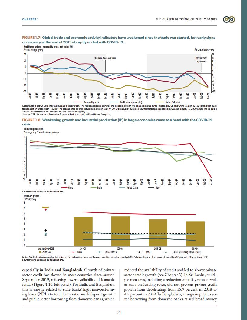 大数据研究报告,世界银行:2020年南亚经济聚焦报告!