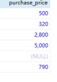 小胖带你学SQL(二)SQL查询基础