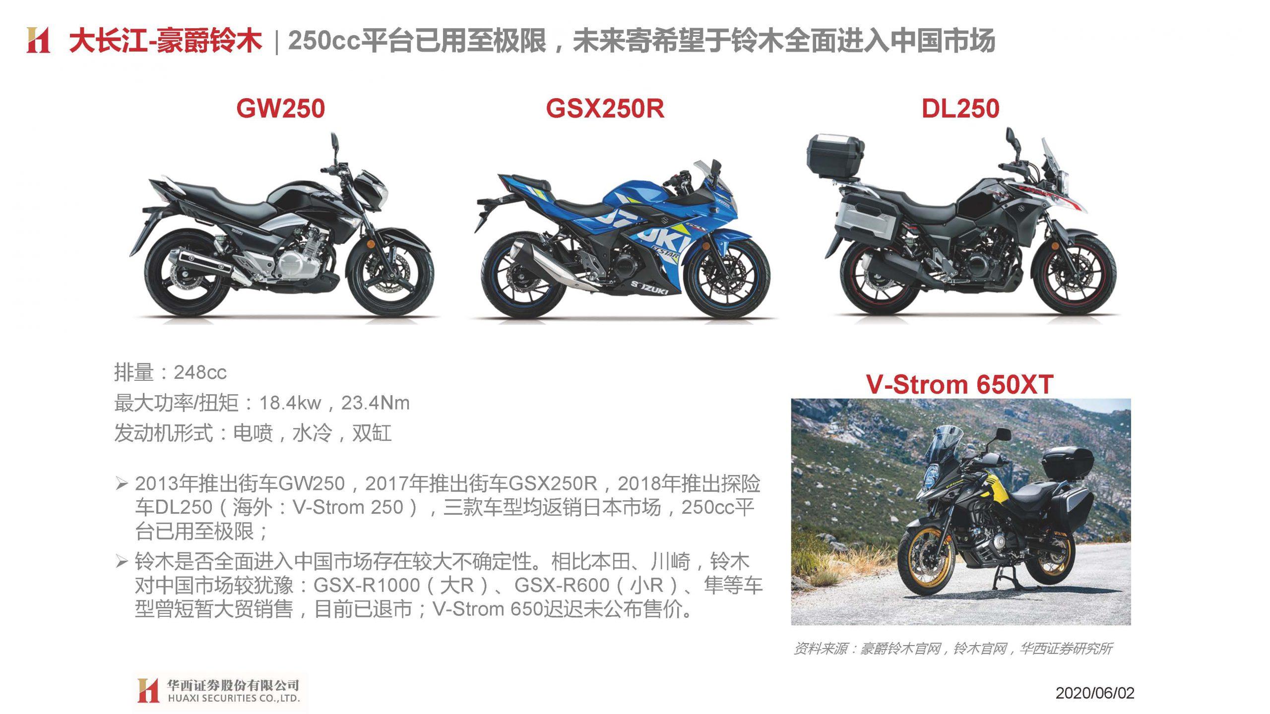 大数据研究报告,华西证券-摩托车行业报告:摩托车,消费升级新方向!